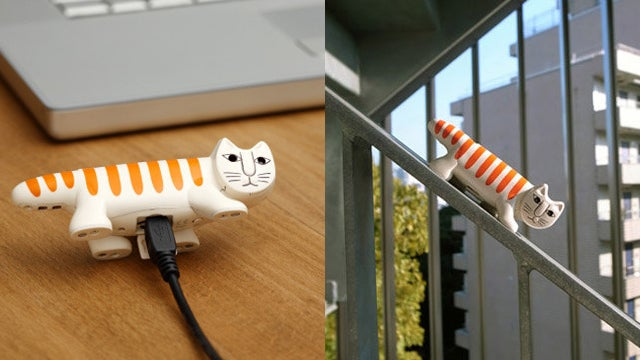 Silly Yet Entirely Practical Necono Cat Camera is Now on Sale in the US