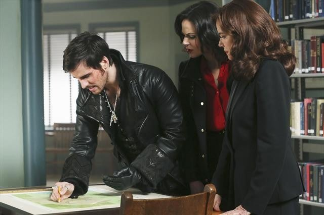 Once Upon a Time Episode 2.14 Promo Photos