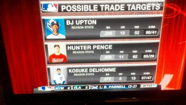 All Of This MLB Trade Deadline And NFL Free Agency Talk Is Really Getting Confusing