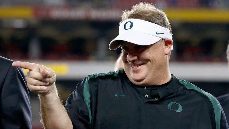 Oregon Already Has A Job Listing For A New Head Coach