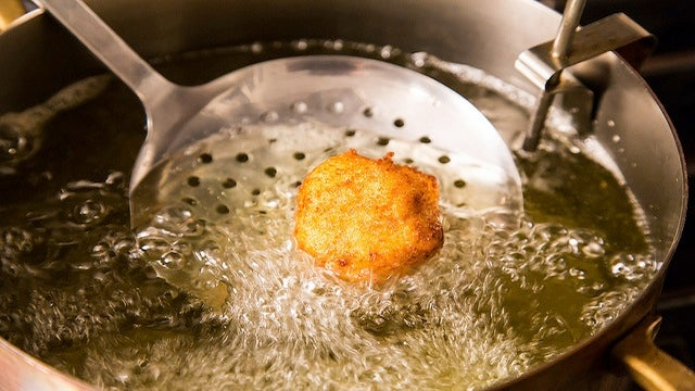 How to Fearlessly Deep Fry Just About Anything
