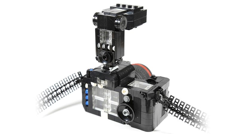 A Lego Neck Strap Sets This Bricked Camera Apart From the Rest