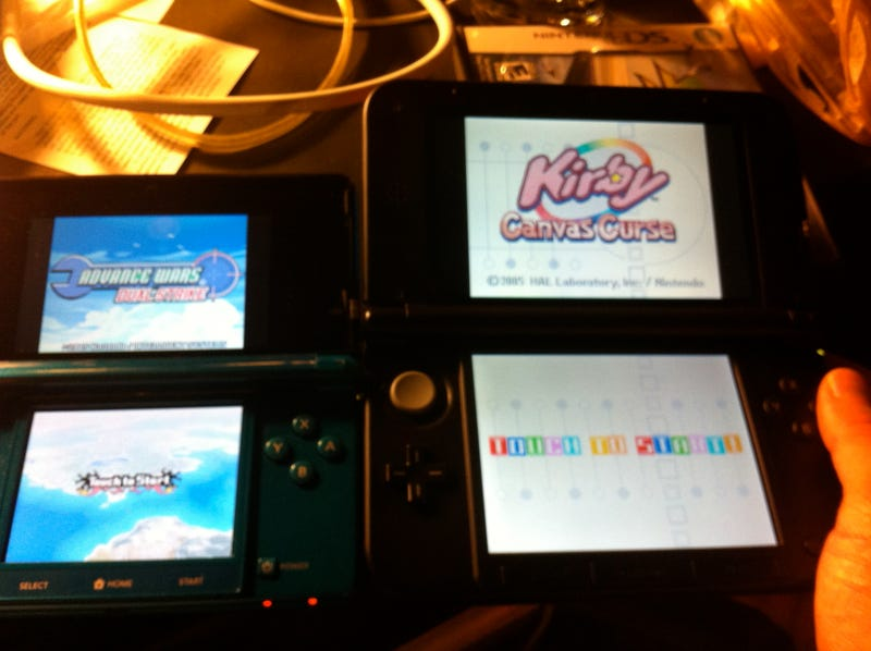 The Nintendo 3DS XL: The Kotaku Review
