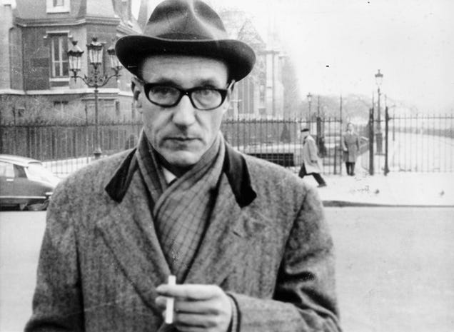 Paranoid Burlesque: William S. Burroughs At 100