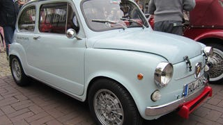 Classic Car Meeting In Osterode Pt. II