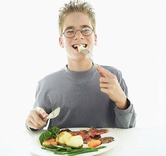 Parents Make Kids Eat Health Food Till They Die!