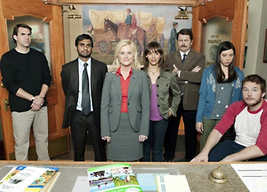 In Which We Try to Convince Ourselves That Parks & Recreation Will Be Good