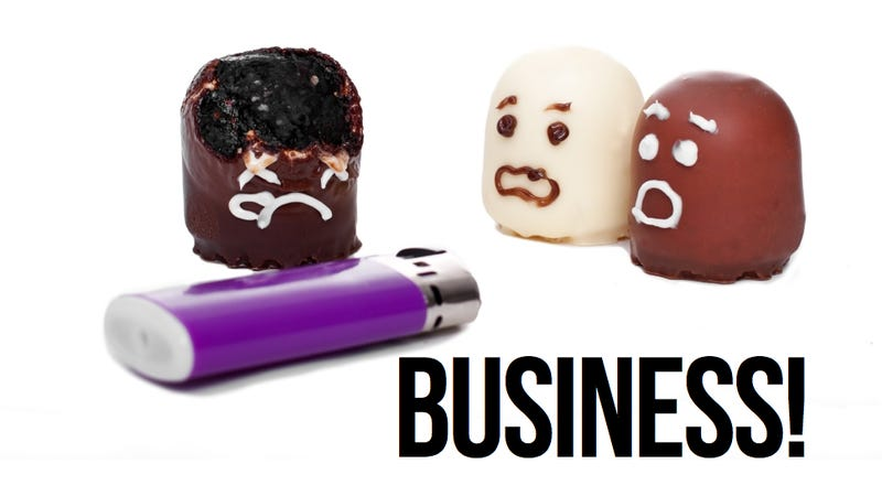 This Week in the Business: Show, Don't Tell