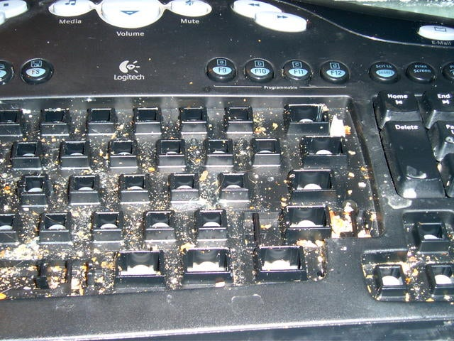 The Most Disgusting and Gross Tech Gear Gallery Ever