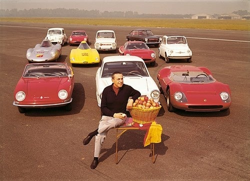 Carlo Abarth Likes Them Apples