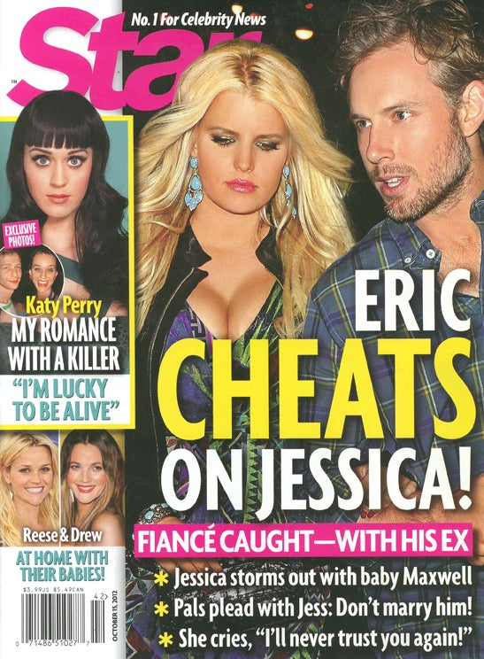 In the Absence of Real News, This Week The Tabloids Just Made Shit Up