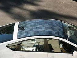 These Prius Solar Panels Should Come Standard