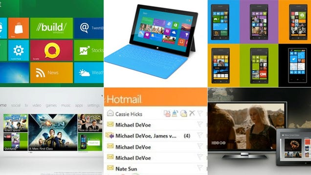 Microsoft Surface, Windows Phone 8, Ikea TVs, Clear Potato Chips and More...