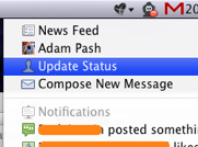 Facebook Notifications Brings Facebook to Your Mac