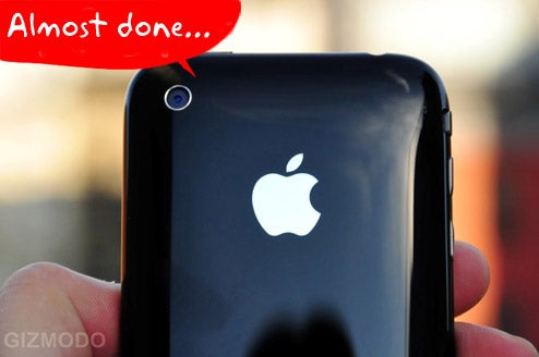 Apple Working on Software Fix For iPhone 3G Reception Problems