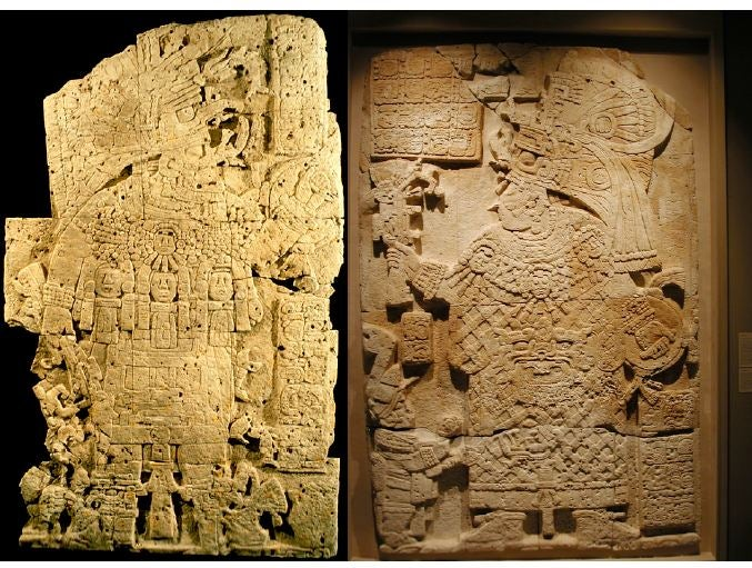 Behold The Tomb of Lady K'abel, Maya Supreme Warrior And Holy Snake Lord