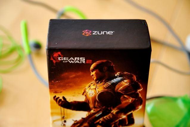 Gears of War 2 Zune Gets Us Excited For Alien Homicide