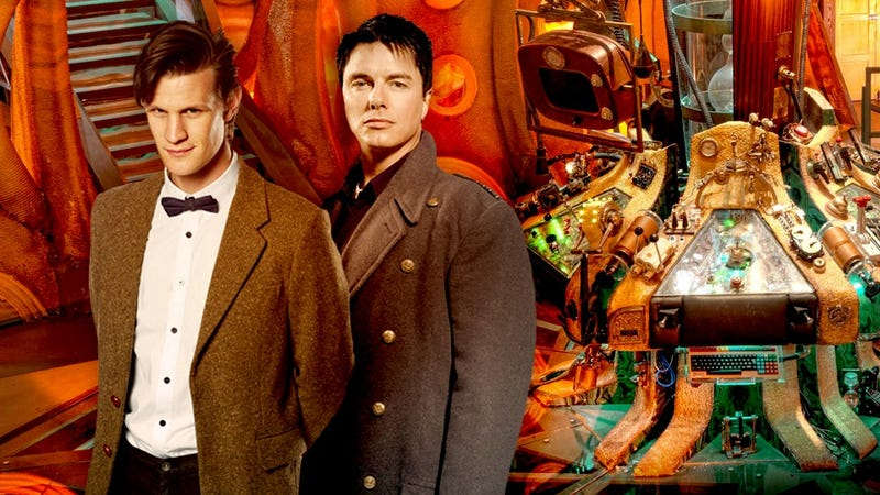 Is there any way that Torchwood and Doctor Who can still be in the same universe?