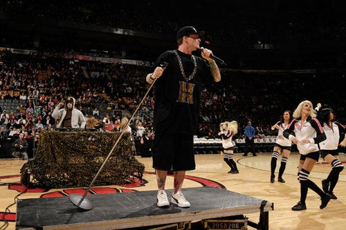 More Vanilla Ice With My NBA, Please: A Canadian's Perspective