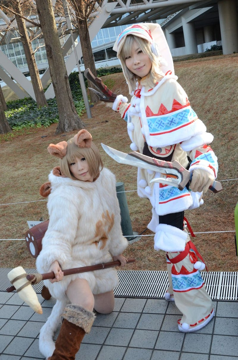 How Do You Feel About These Comiket Costumes?