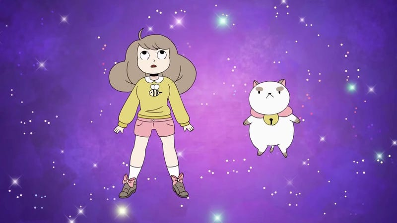 Bee and Puppycat Will Become A Series...If They Can Raise $600k