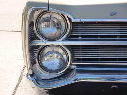 DOTS-O-Rama Sunday: 1967 Plymouth Sport Fury III