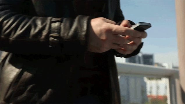 Dropping Your Phone Really Messes Things Up In Real Life Watch Dogs
