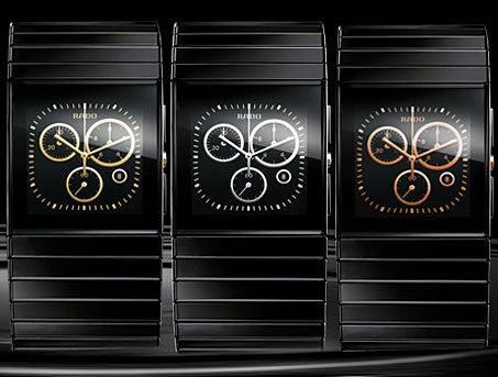 50th Anniversary Rado Ceramica Chronograph Proves the Swiss Have Good Taste