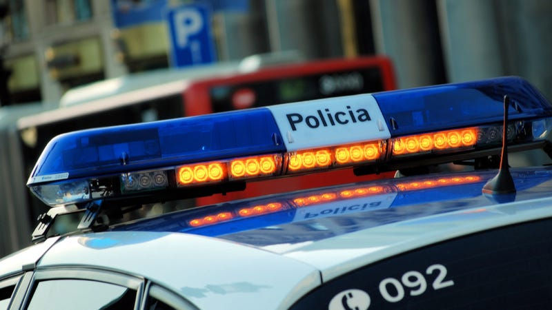 Spanish Policia Impound A Bunch Of Mercedes E63 AMGs For Basically No Reason