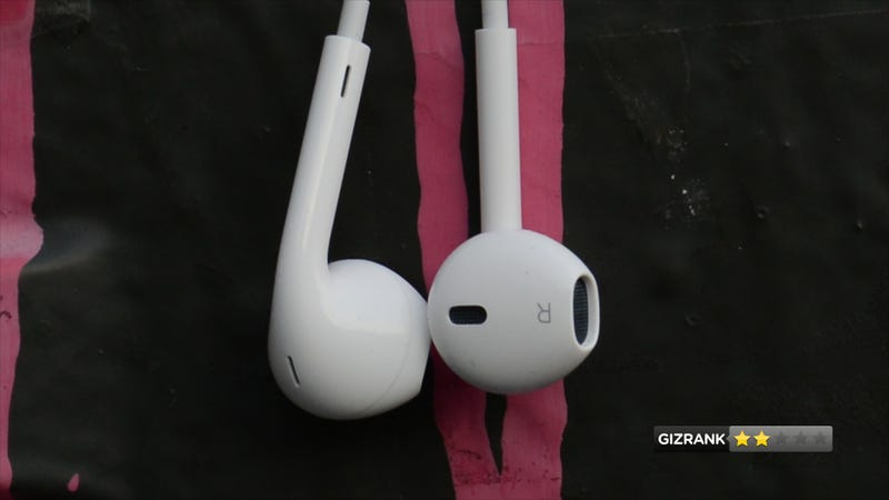 Apple EarPods Review: Better! (But Still Garbage)