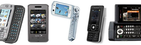 Question of the Day: Which Cellphone Style Do You Prefer?