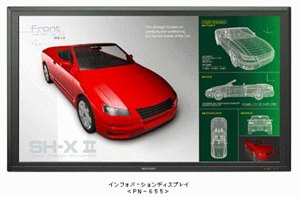 Sharp Shows Biggest 1080p LCD HDTV