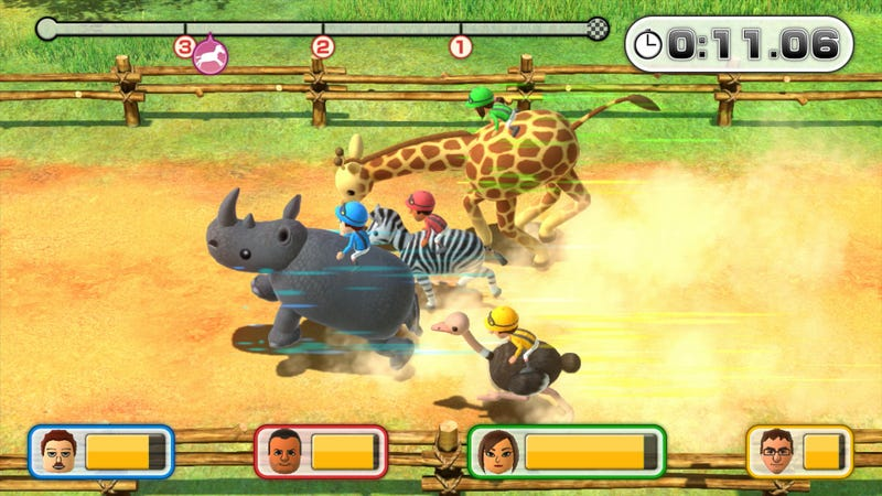 Lazy Sunday Review: Wii Party U