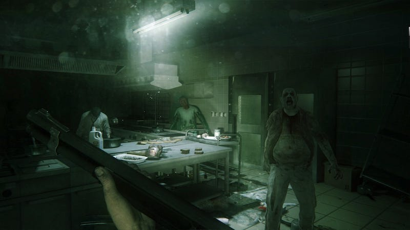 Watch Two Bloody Chunks Of Fresh ZombiU Gameplay