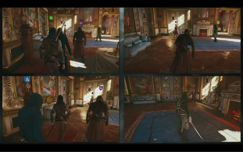Assassin's Creed Unity Is Next-Gen Only, Will Have 4-Player Co-Op