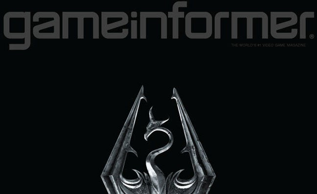 This Elder Scrolls V: Skyrim Magazine Cover Has A Secret