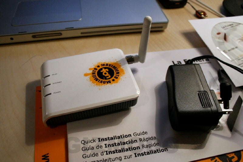 10,000 Free FON WiFi Routers and a Review: Go!