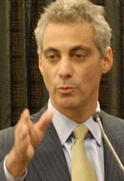 Rahm Emanuel Is Obama's Favorite Jew to Mock