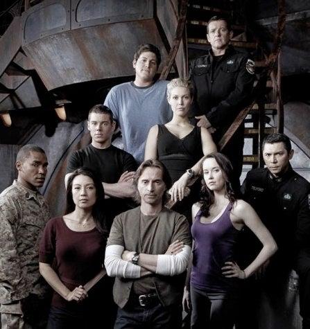 "Stargate Universe's ""Destiny"" is revealed"