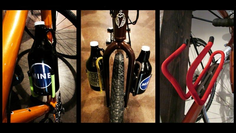 Biking With Growlers Just Got Easier