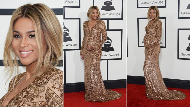 Sheers, Sparkles and Slinky Gowns at the Grammys Red Carpet