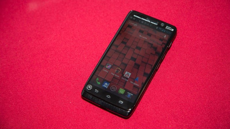 Motorola Droid Maxx: 48 Hours of Battery Life in One Powerful Package
