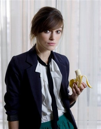 """On Keira Knightley: """"Female Jealousy Is A Form Of Lust"""""""