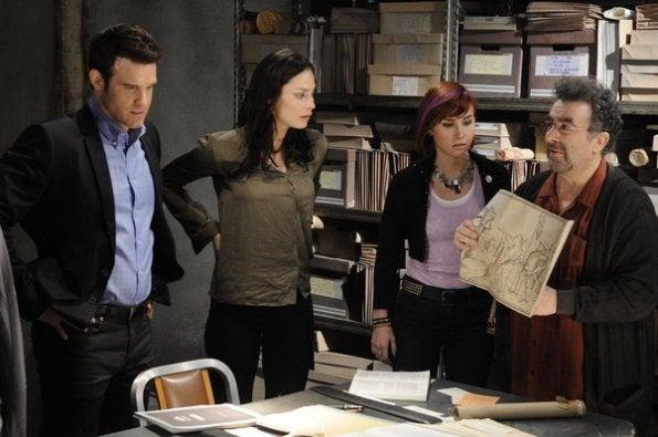 """Warehouse 13 episode 3.05, """"3 ... 2 ... 1"""" promo photos"""