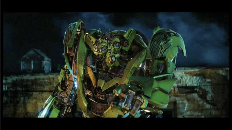 Transformers 2: Three New TV Spots Debut Chevy Hick-Bot