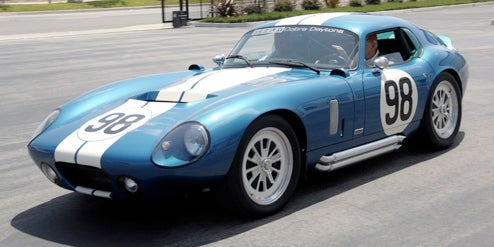 Carroll Shelby Buys A Replica, Will He Sue Himself?