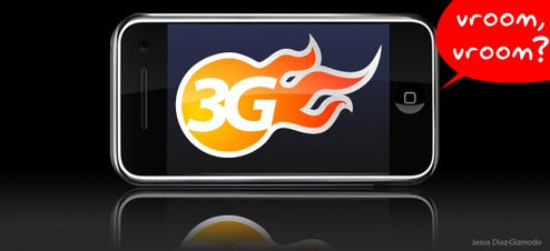 Can AT&T's Network Handle Millions of Data-Hogging 3G iPhones?