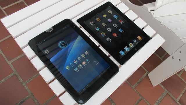 Toshiba Thrive: Do Big Tablets Need Love Too? (No.)