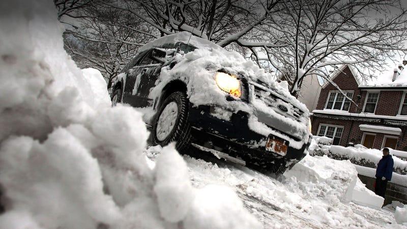 Ten Tips For Safer Winter Driving