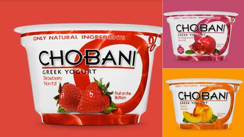 Oh No, Ladies: Chobani Greek Yogurt Linked to 89 Reports of Illness
